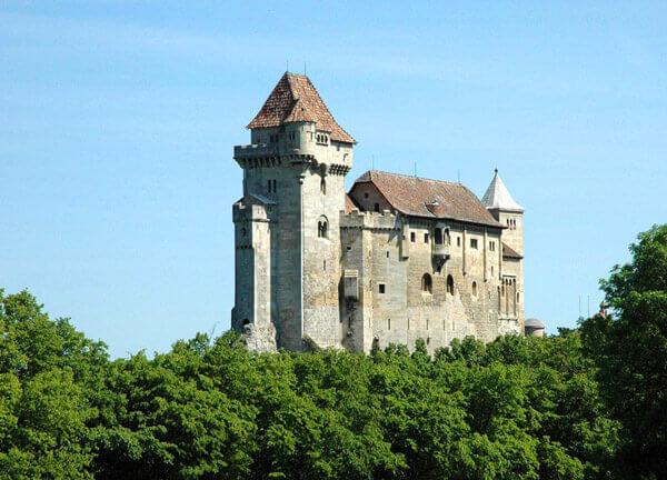Burg Lichentstein Mödling